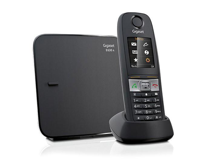 Gigaset E630A DECT Cordless Telephone (Single)