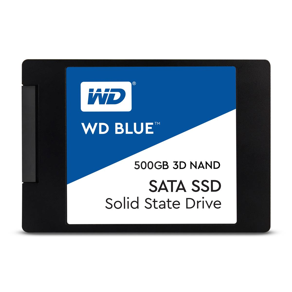 WD Blue (500GB) 3D NAND SATA 2.5 inch Solid State Drive