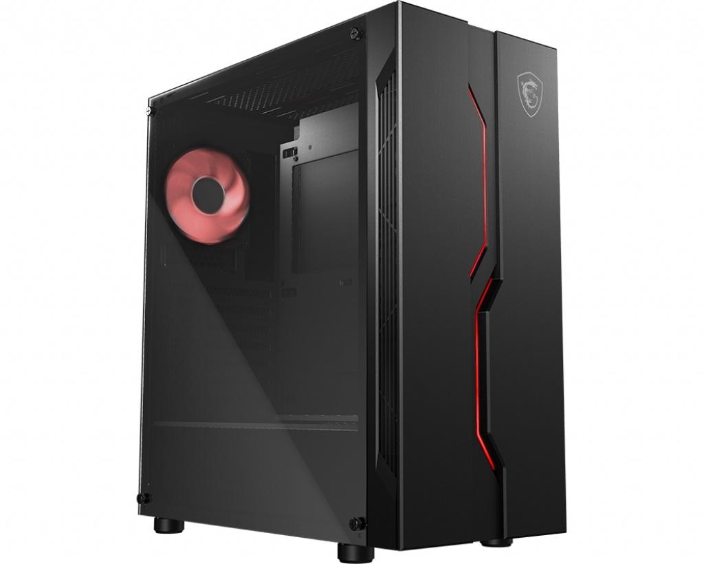 MSI MAG VAMPIRIC 010M  Mid Tower Gaming Computer Case