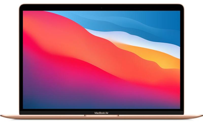 Apple MacBook Air (13 inch, 2020) Notebook PC Apple M1 8GB 512GB (Gold)