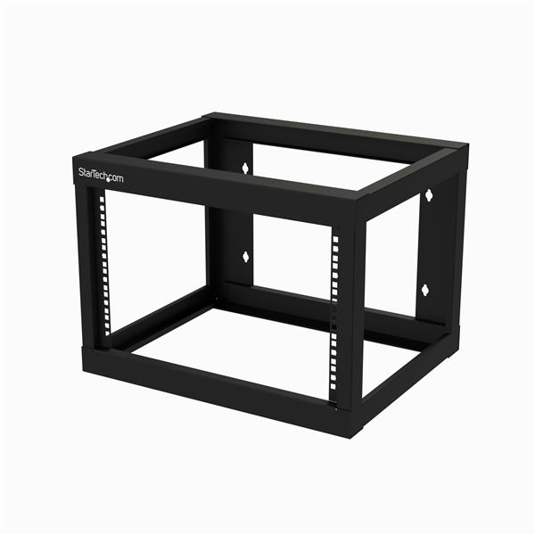 StarTech.com (6U) Wall Mount Rack (Open Frame)