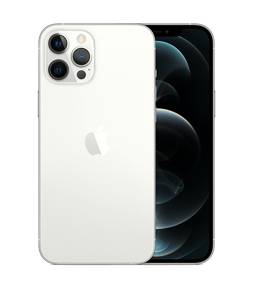 Apple iPhone 12 Pro Max (256GB) Smartphone (Silver)