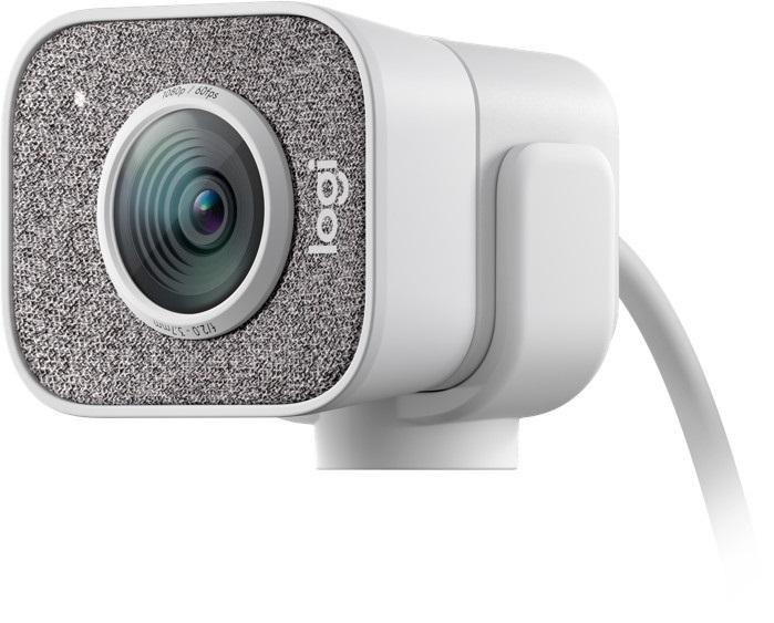 Logitech StreamCam Full HD Webcam (White)