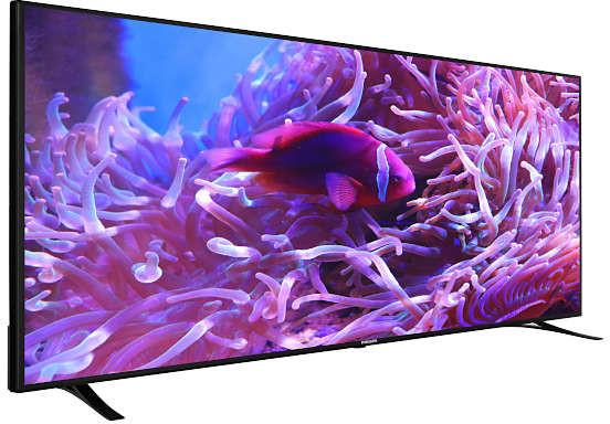 Philips (75 inch) Ultra HD 320cd/m3 Professional TV (Black)