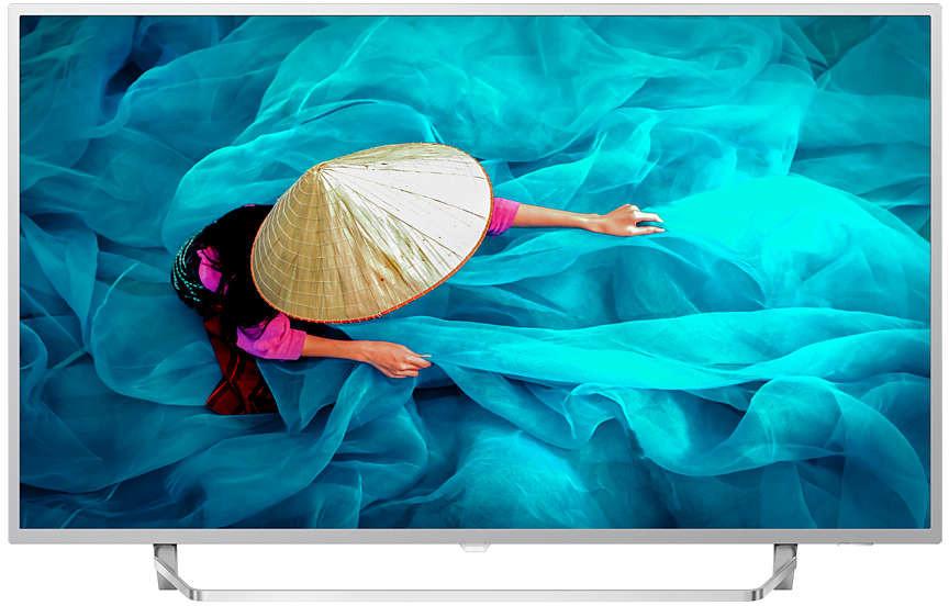Philips (50 inch) Full HD 250cd/m3 Professional TV (Black)