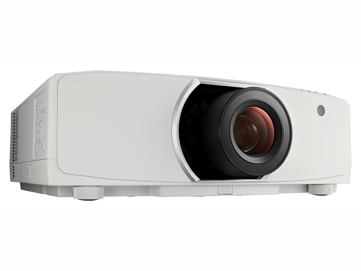NEC PA653U 3D Ready 3LCD Projector 8000:1 6500 ANSI Lumens 1920 x 1200 (10.2kg)