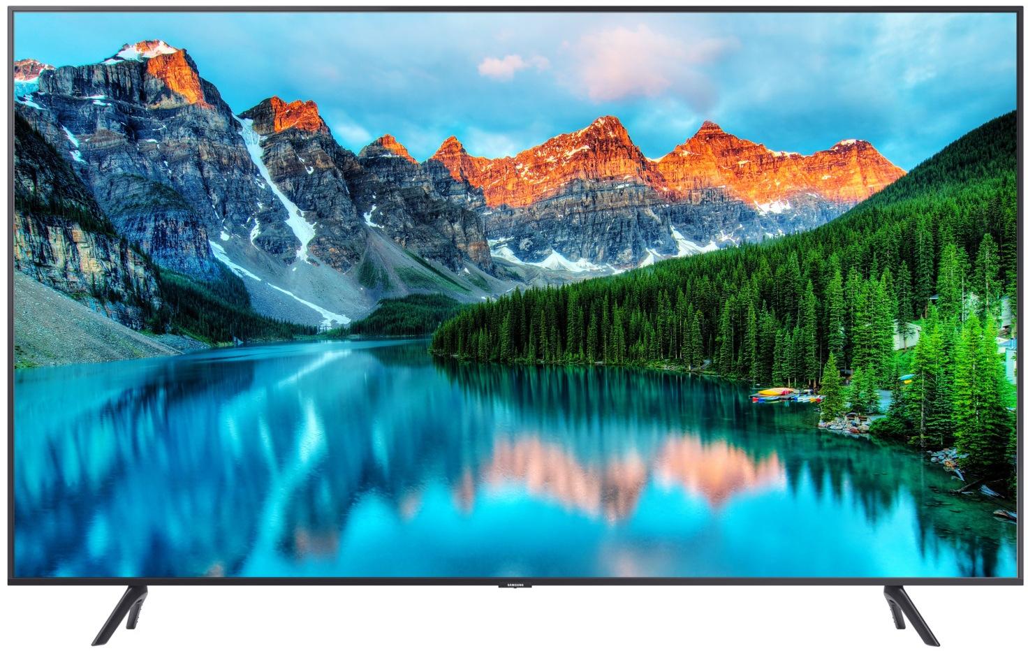 Samsung (65 inch) Large Format 4K UHD Business Television (Black)