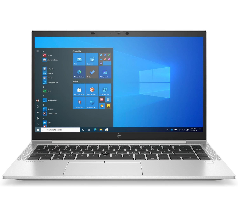 HP EliteBook 840 G8 (14 inch) Notebook PC Core i5 (1135G7) 2.4GHz 8GB 256GB SSD WiFi Webcam Windows 10 Pro (Iris Xe Graphics)