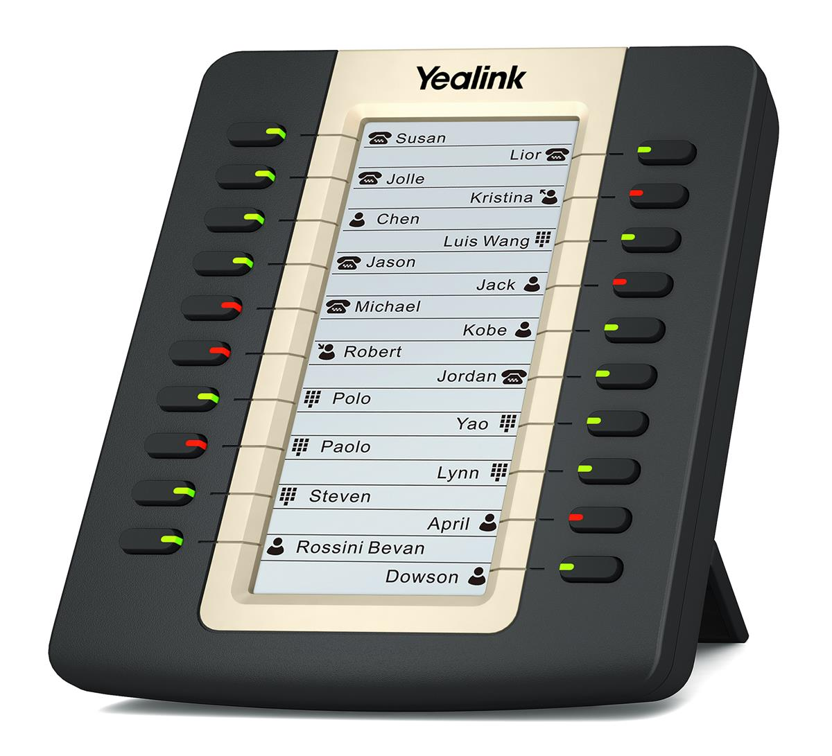 Yealink EXP20 LCD Expansion Module for T27P/T29G IP Phones