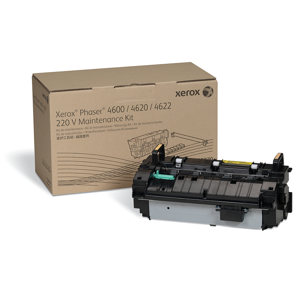 Xerox Fuser Maintenance Kit 220V (Yield 150,000 Pages) for Phaser 4600/4620 Mono Laser Printers