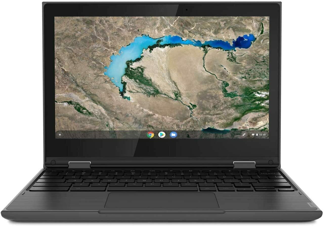 Lenovo 300e Chromebook 2nd Gen (11.6 inch) Notebook PC Celeron (N4020) 1.1GHz 4GB 32GB eMMC WiFi Webcam Chrome OS (UHD Graphics 600)