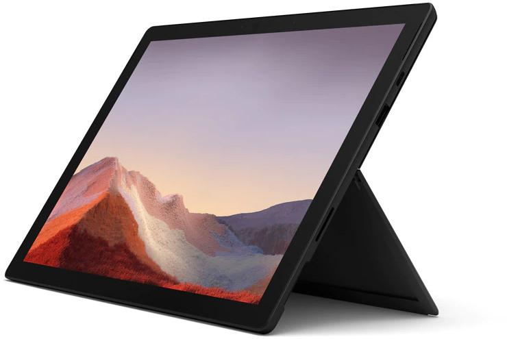 Microsoft Surface Pro 7+ Tablet Computer Intel Core-i7 16GB RAM 256GB SSD (Black)