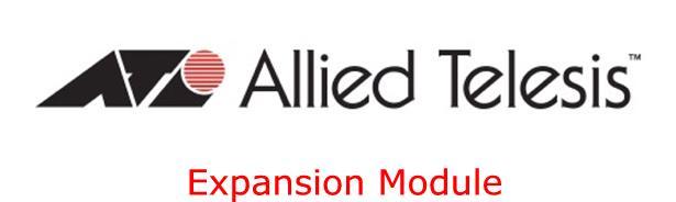 Allied Telesis 8 x 1/10G SFP+ Expansion Module for SBx81XLEM