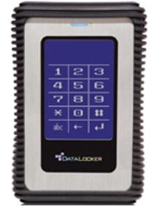 Origin Storage DataLocker DL3 (1TB) PIN-Protected and 256-bit AES Encrypted Hard Disk Drive