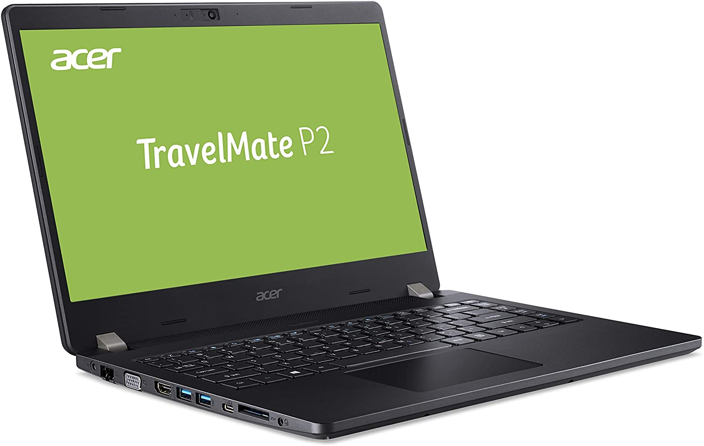 Acer TravelMate P2 TMP214-52-38W2 (14 inch) Notebook PC Core i3 (10110U) 2.1GHz 8GB 128GB SSD WiFi W10 Pro (UHD Graphics)
