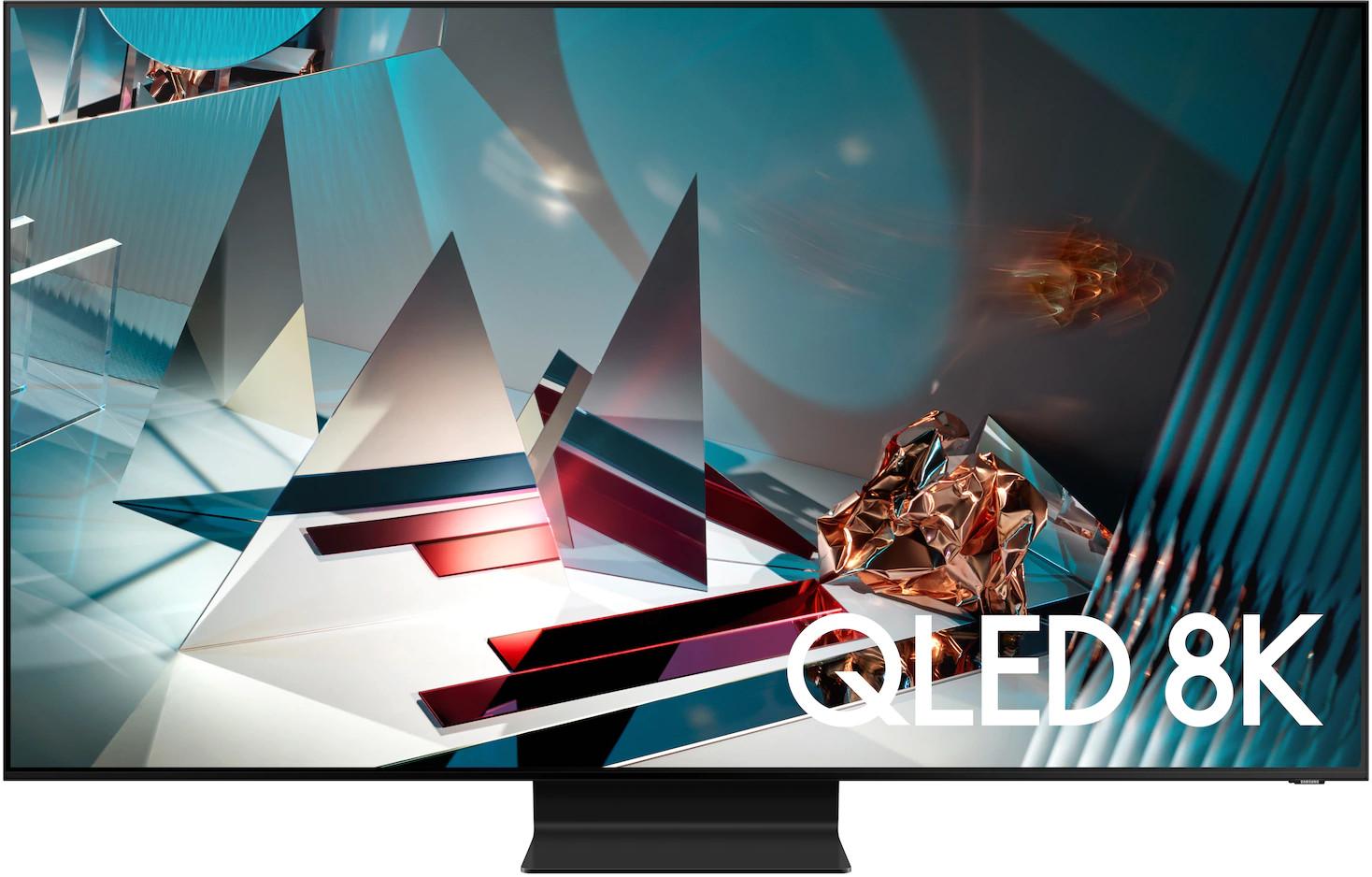 Samsung (82 inch) Q800T QLED 8K HDR Smart TV (Black)