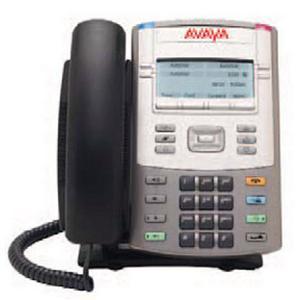 Avaya 1120E IP Deskphone Multi-line (Graphite)