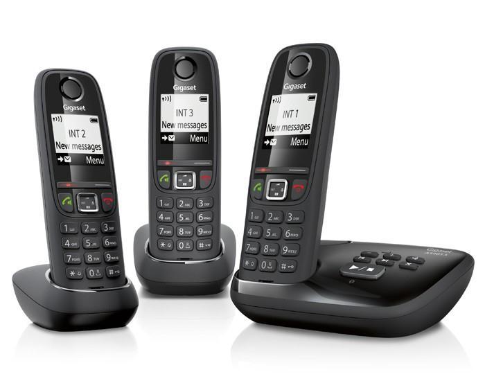 Gigaset AS405A Trio DECT Phone (Trio)