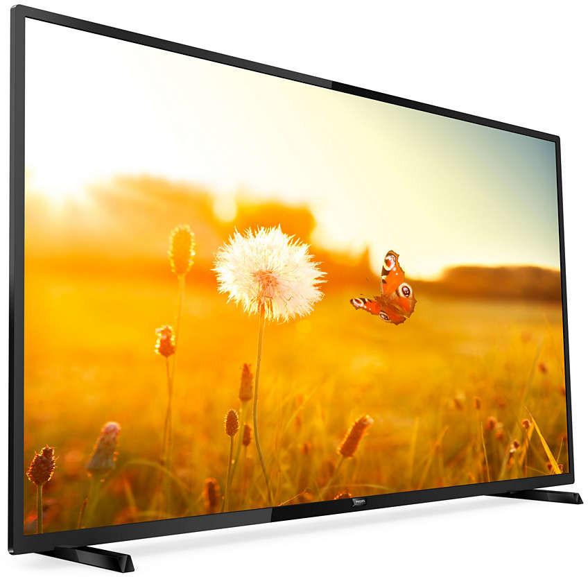 Philips (32 inch) FWXGA 250cd/m3 Professional TV (Black)