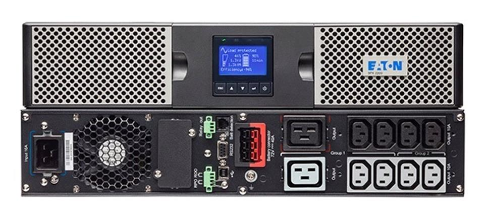 Eaton 9PX Uninterruptible Power Supply 2200i RT3U Hotswap HW