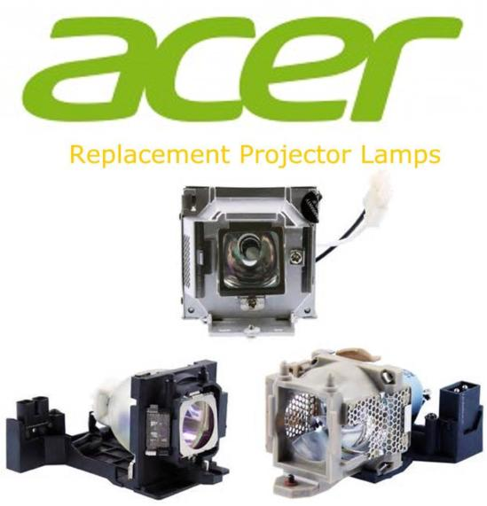 Acer Replacement Projector Lamp for X1210k