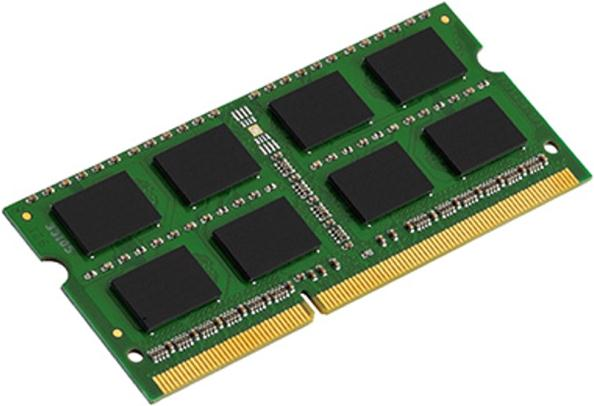 Kingston ValueRAM 8GB (1x8GB) DDR3L 1600MHz Non-ECC 204-pin SODIMM Memory Module CL11 Memory Module