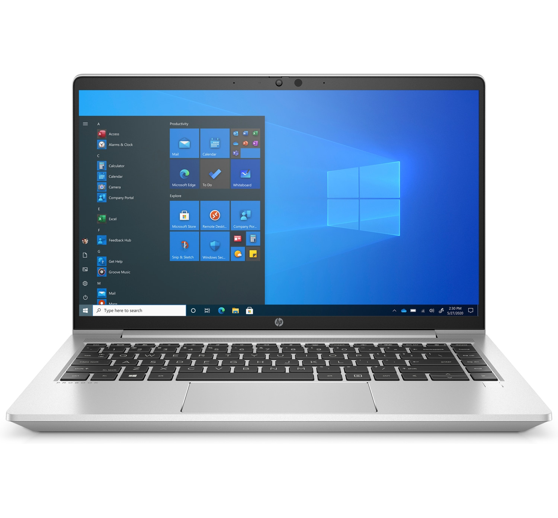 HP ProBook 640 G8 (14 inch) Notebook PC Core i5 (1145G7) 2.4GHz 8GB 256GB SSD WiFi Webcam Windows 10 Pro (Iris Xe Graphics)