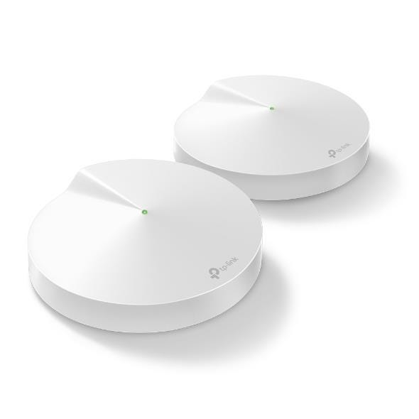 TP-Link Deco M9 Plus AC2200 Mesh Whole Home WiFi System Triple Pack