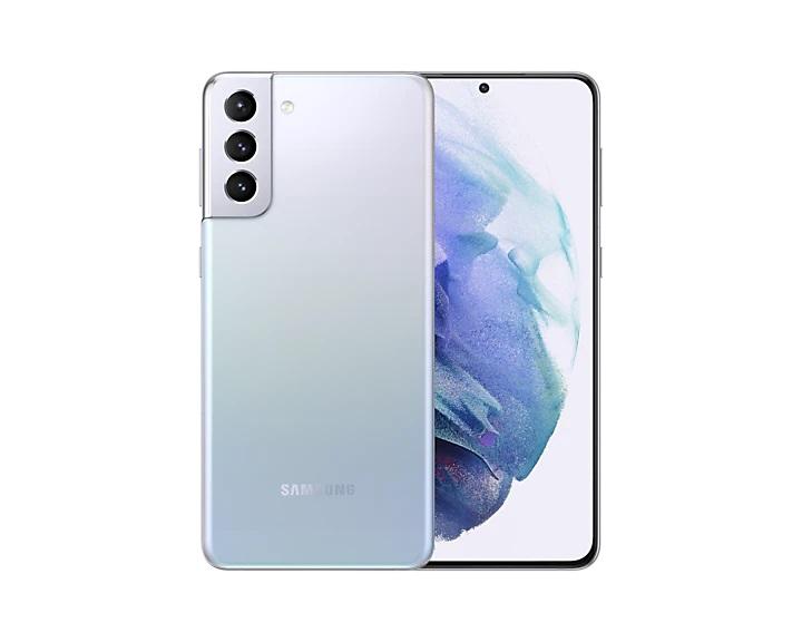 Samsung Galaxy S21+ 5G (6.7 inch) 256GB Smartphone (Phantom Silver)