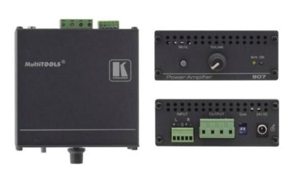 Kramer Electronics 907 Stereo Audio Power Amplifier (40 Watts per Channel)