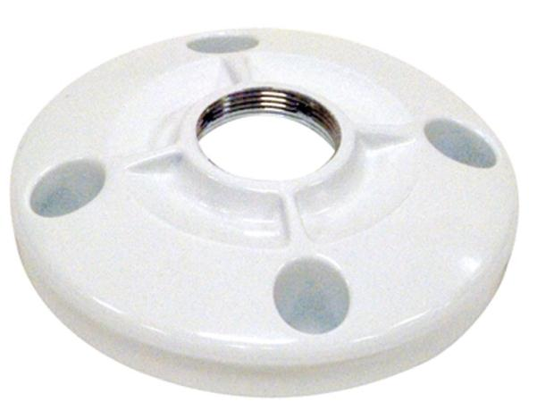 Chief CMS115 6 inch (152 mm) Speed-Connect Ceiling Plate (White)