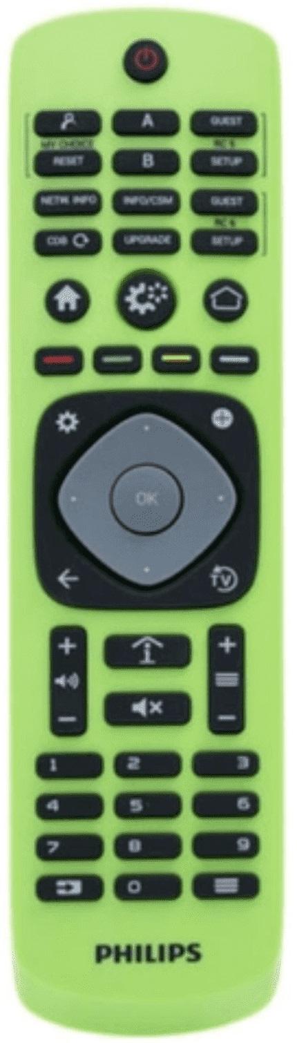 Philips Professional TV 22AV9573A Remote Control