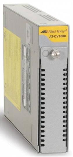 Allied Telesis AT-CV1000 One Slot Converteon Chassis + UK Power Adaptor