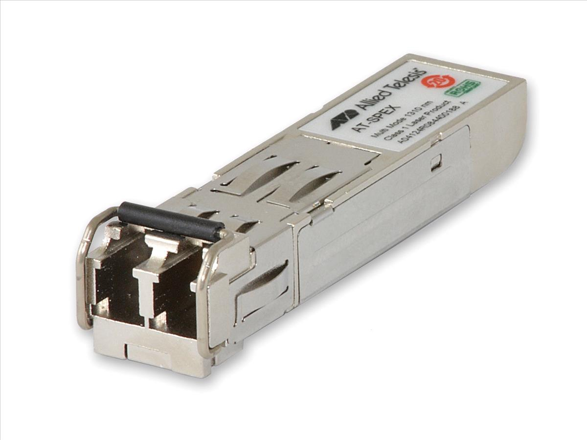 Allied Telesis AT-SPEX 1000X SFP Multi-Mode Fibre Expander 2Km
