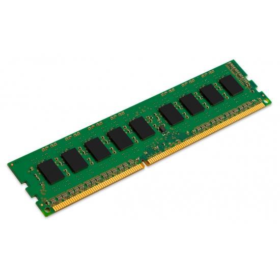 Kingston 4GB (1x4GB) Memory Module 1600MHz 240-Pin CL11 DDR3 DIMM Non-ECC Unbuffered 1.5V