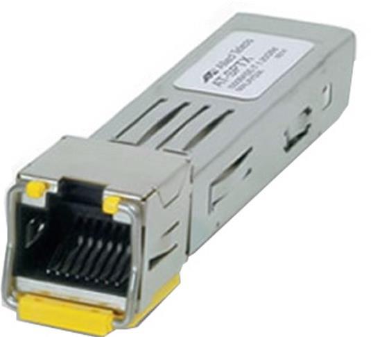 Allied Telesis AT-SPTX 1000BaseTX Small Form Pluggable (SFP) Module - 100m