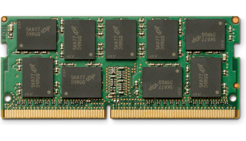 HP 16GB 3200MHz DDR4 SDRAM ECC SODIMM Memory Module