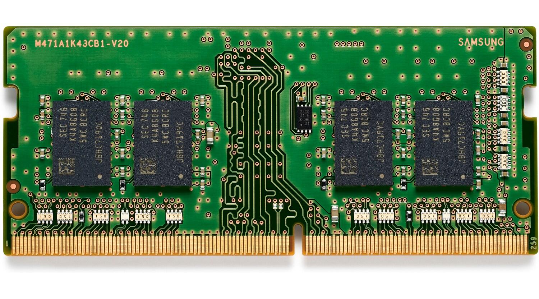 HP 8GB 3200MHz DDR4 SDRAM Non-ECC SODIMM Memory Module