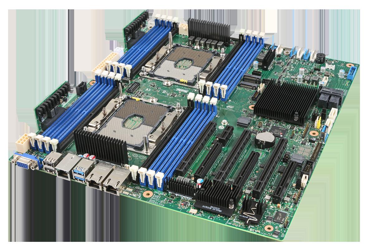 Intel Server Board S2600stb Placa Base