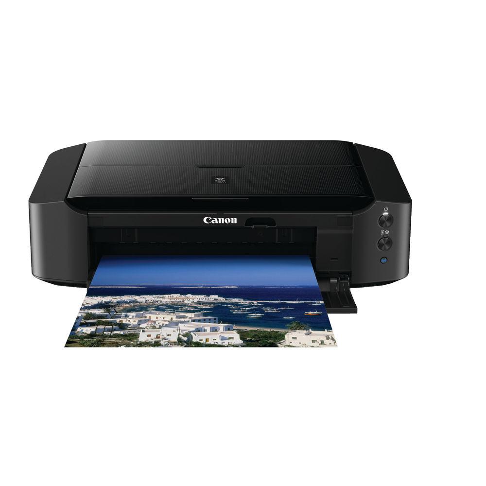 Canon PIXMA iP8750 (A3) Colour Inkjet Photo Printer 14.5ipm (Mono) 10.4ipm (Colour)