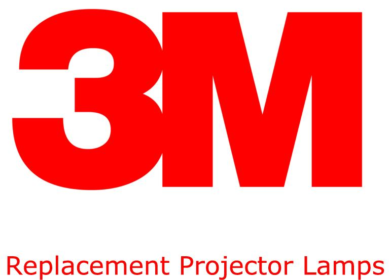 3M Replacement Lamp Kit for DMS-800 Projectors