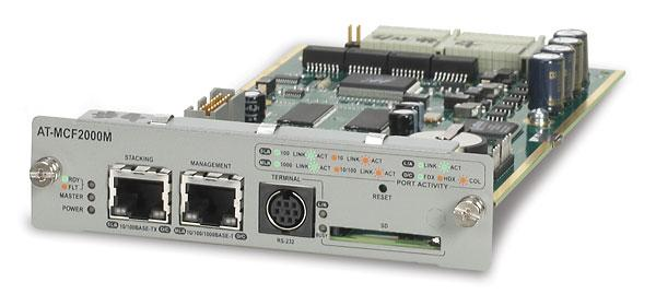 Allied Telesis AT-MCF2000M Management Module