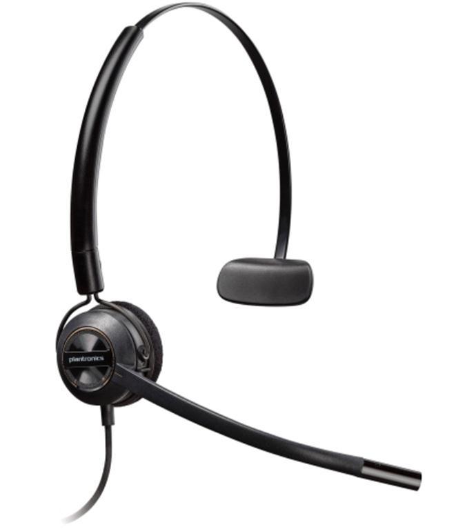 Plantronics EncorePro HW540 Convertible Headset with Microphone