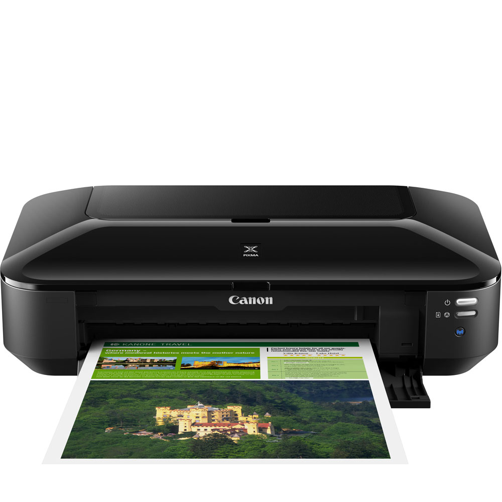 Canon PIXMA iX6850 (A3) Inkjet Photo Printer 14.5ipm (Mono) 10.4ipm (Colour) 12,000 (MDC)