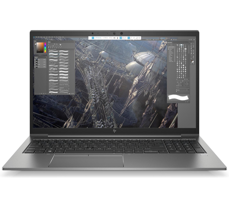 HP ZBook Firefly 15 G7 (15.6 inch) Mobile Workstation Core i5 (10210U) 1.6GHz 8GB 256GB SSD WiFi Webcam Windows 10 Pro (Quadro P520 4GB)