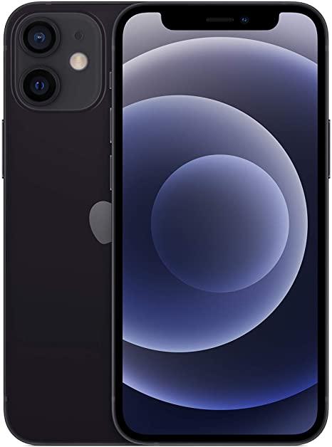 Apple iPhone 12 Mini (128GB) Smartphone (Black)