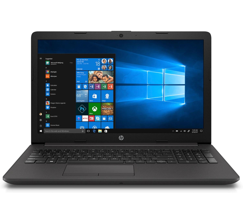 HP 250 G7 (15.6 inch) Notebook PC Core i7 (1065G7) 1.3GHz 8GB 256GB SSD DVD-Writer WiFi Webcam Windows 10 Pro (Iris Plus Graphics)