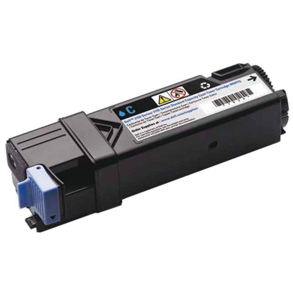 Dell WHPFG Standard Capacity (Yield: 1,200 Pages) Cyan Toner Cartridge