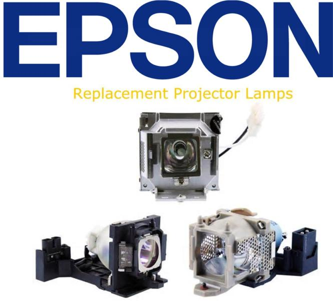 Epson ELPLP71 Replacement Projector Lamp for EB-470/EB-475W/EB-480/EB-485W Projectors