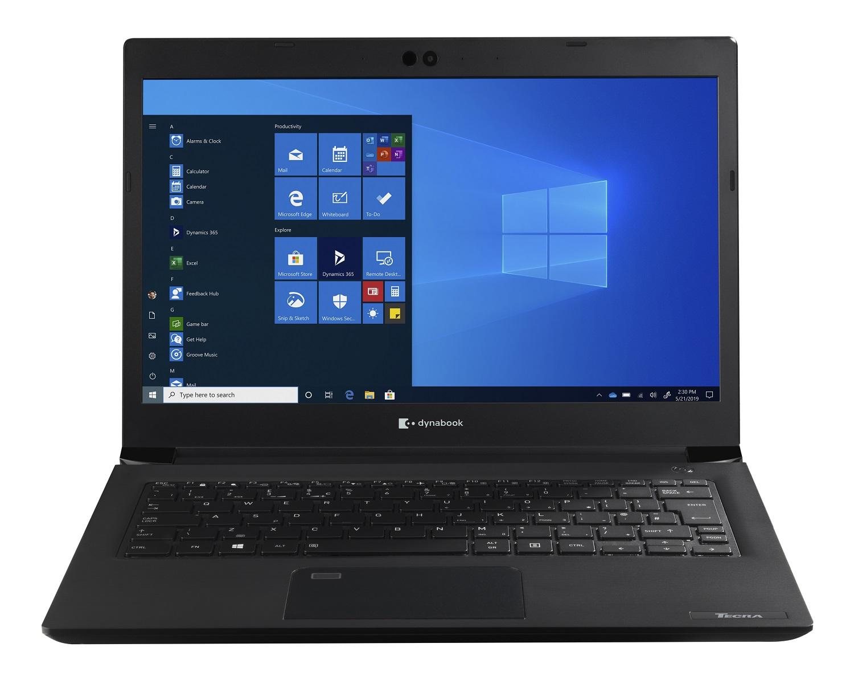 Dynabook Tecra A30-G-116 (13.3 inch) Notebook PC Core i5 (10210U) 1.6GHz 8GB 256GB SSD WiFi Webcam Windows 10 Pro (UHD Graphics)